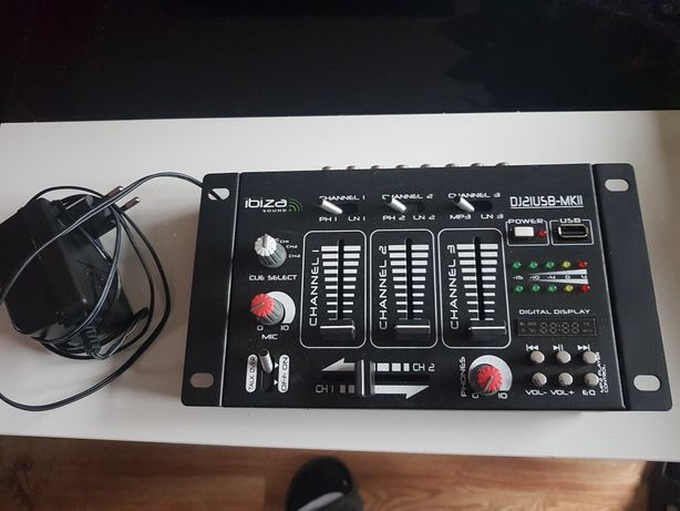 Mixer Ibiza USB !!!