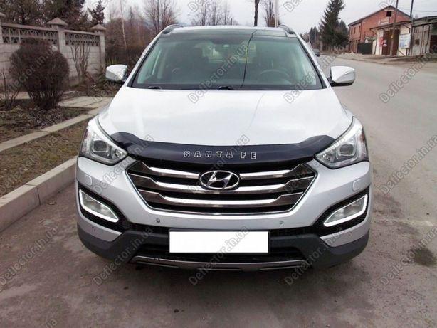 Hyundai Santa Fe - Капот .Крылья .Двери