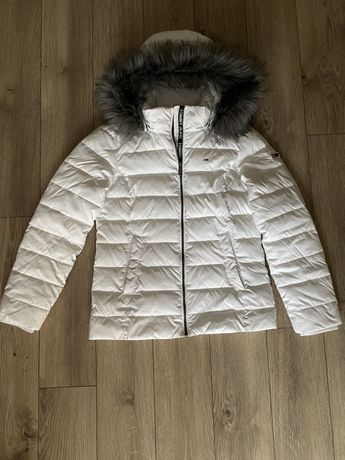 Женская зимняя куртка Tommy Hilfiger