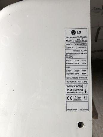 Кондиционер LG S36LHP