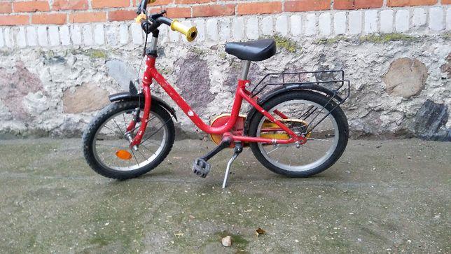 rowerek dla dziecka koła 16