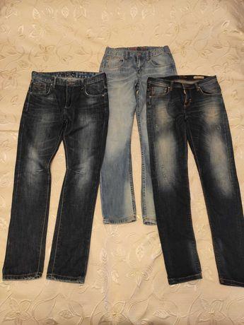 Джинси Reserved, Zara, Antonio Morato 164 см (13-14років)