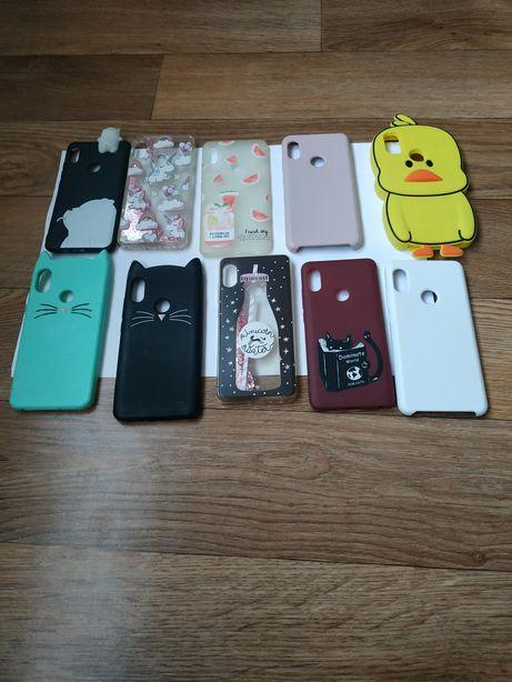Чехлы на Xiaomi note 5