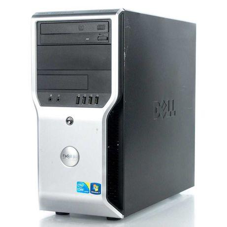 Системний блок Dell T1500 Intel Core I5-650 3.2GHz/4GB DDR3/250GB Б/У