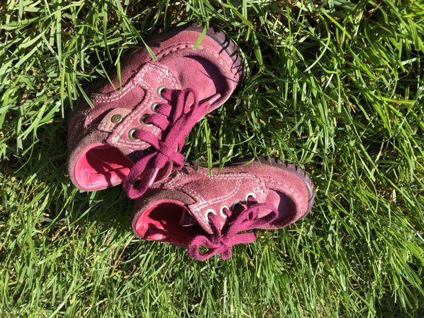 Демисезонные ботиночки Ecco 20 размер