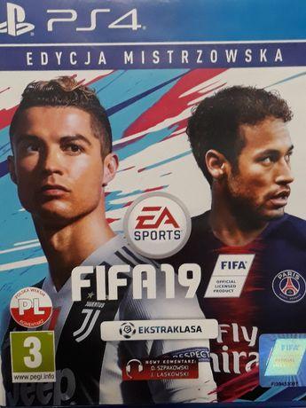Fifa 19 Wersja PL edycja misrzowska