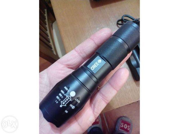 lanterna ultra fire zoomm