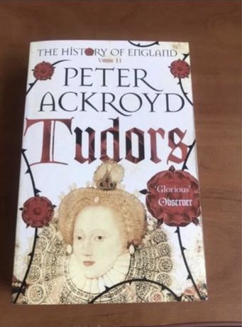 Книга History of England, Volume II -- Tudors Новая книга (Амазон)