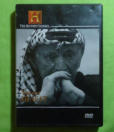 "DVD Yasser Arafat "" The History Chanel """