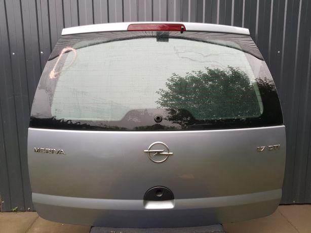Klapa Bagażnika Opel Meriva A Kolor Z163 EU