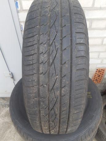 Goauto комплект шин Continental 235 65 r17 11 год 6мм в идеальном сост