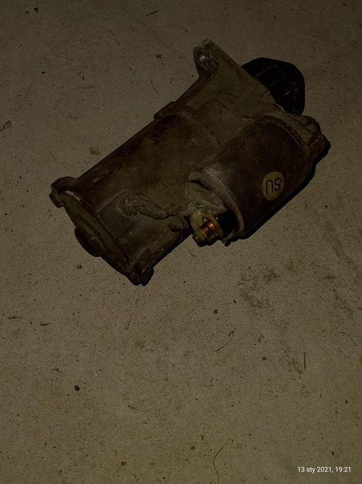 Alternator i rozrusznik Lanos 1,6 16v Maszki - image 1