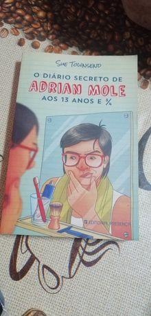 O diário secreto de Adrian mole.