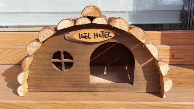 Domek dla jeża.Jak nowy