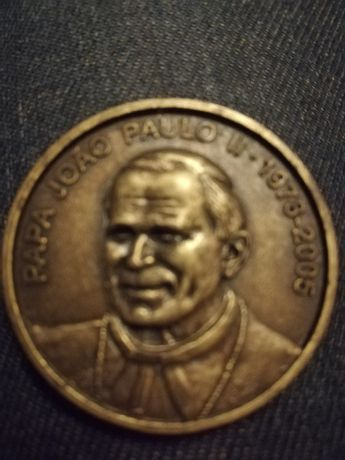 Medalha Papa João Paulo II