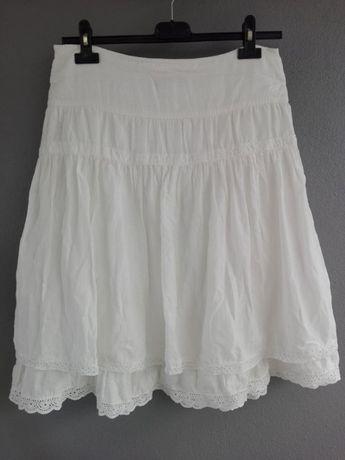 Saia Branca ideal para o Verão