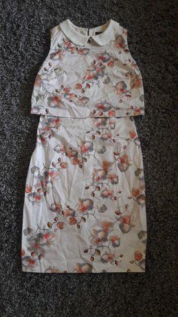 Sukienka storczyki Orsay roz 36