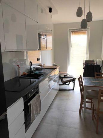 jednoosobowy pokój w nowym 3-pokojowym mieszkaniu Praga  Południe