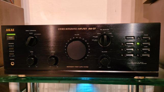 Wzmacniacz Akai AM 37 Made in Japan Stan Super