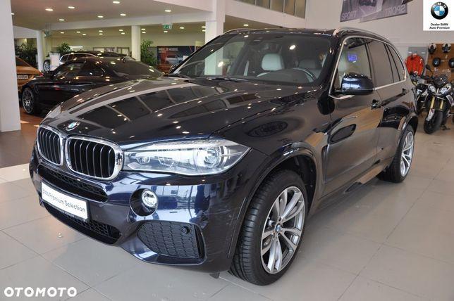 BMW X5 X5 xDrive25d~ Pakiet M ~ Hak elektryczny ~ Navi...