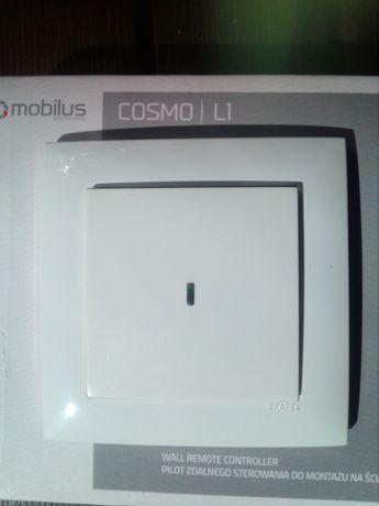 Mobilus COSMO L1 pilot rolety naścienny 1kanałowy