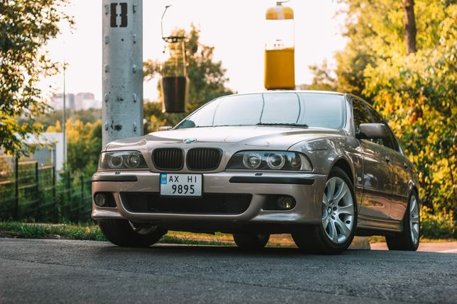 Продам BMW E39 525d
