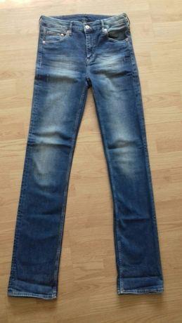 Spodnie jeansy damskie HM 31/34