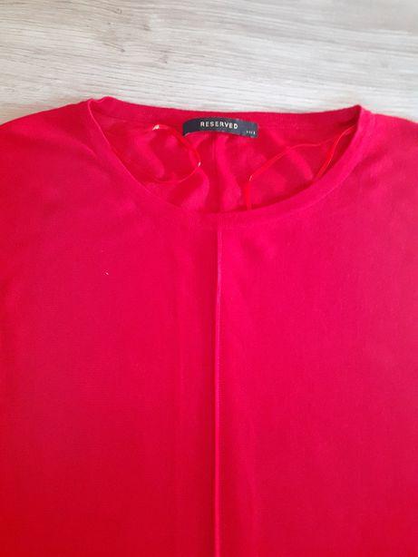 Bluzka / sweterek czerwona Reserved