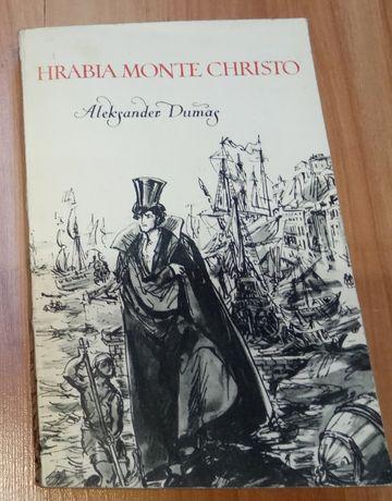 Książka Hrabia Monte Christo tom IV 1959r Aleksander Dumas