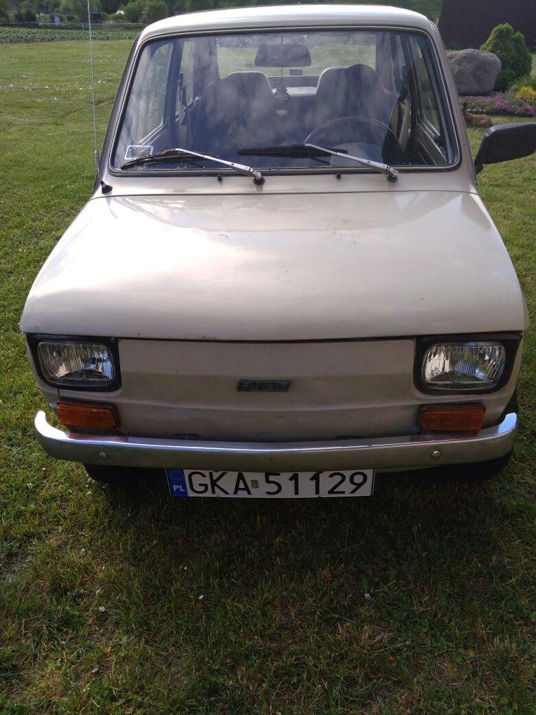 Fiat 126p Maluch orginalny