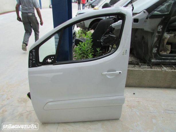 Porta Frente Esquerda Peugeot Partner do ano 2015