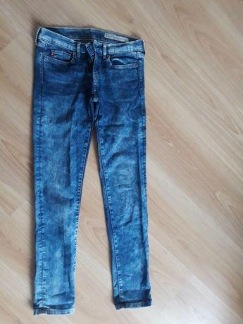 Spodnie jeansowe big star