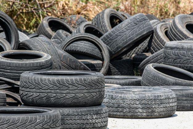 Б/У шины под утилизацию от 1,50 до 4,00 грн/шт