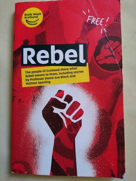 Книга на англійській мові Rebel