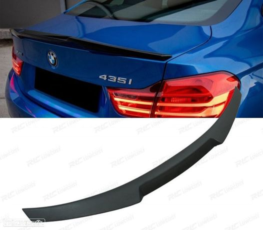 SPOILER TRASEIRO/LIP LOOK M4 PARA BMW SERIE 4 F32/F33 13-18COUPE / CABRIO