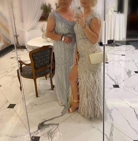 Piękna suknia Marina