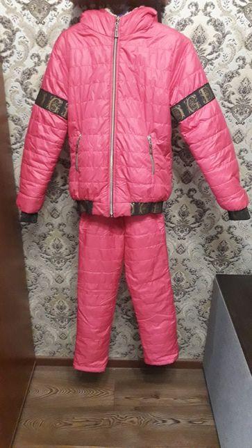 Зимний лыжный костюм Печка
