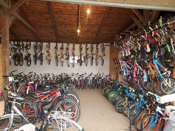 Rower Rowery Używane Holenderskie Polskie Sklep Ra