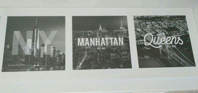 Tela de Nova Iorque