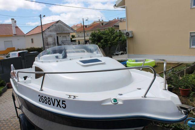 Barco Atlântico 460