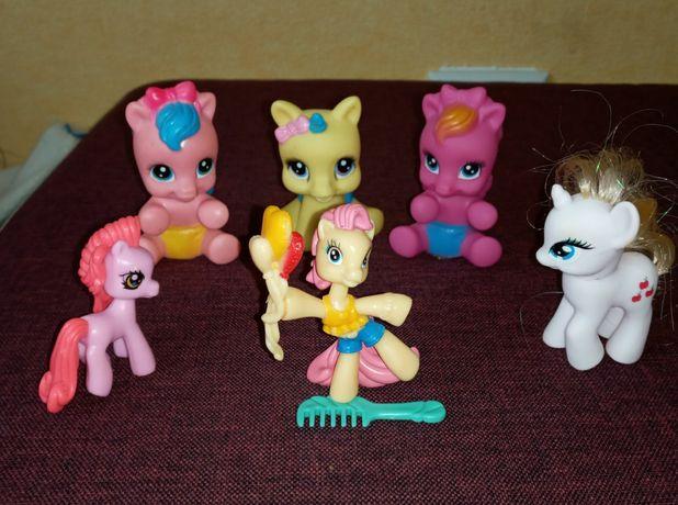Фиоурки игрушки Пони поняшки май литл пони +подарок