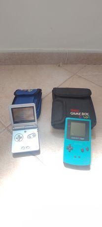 GameBoy Color e Advance