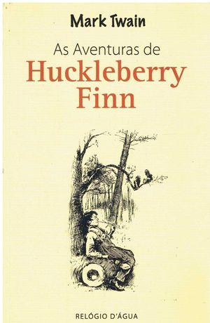 7641  As Aventuras de Huckleberry Finn de Mark Twain;