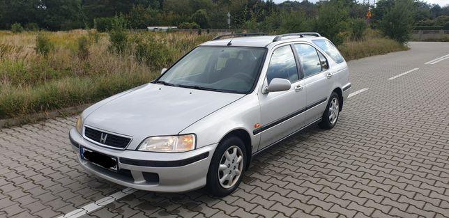 Zadbana Honda Civic 1.4 Benzyna 2000R Lift Bdb Stan Długie Oplaty!