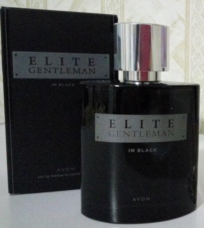Для подарка мужчине парфюм Avon Elite Gentleman In Black