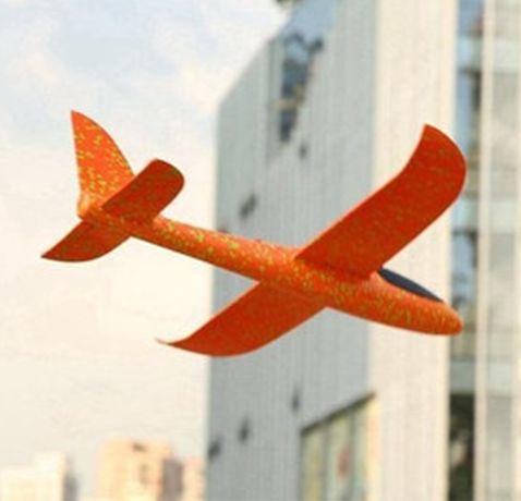 Самолет-планер метательный, новый