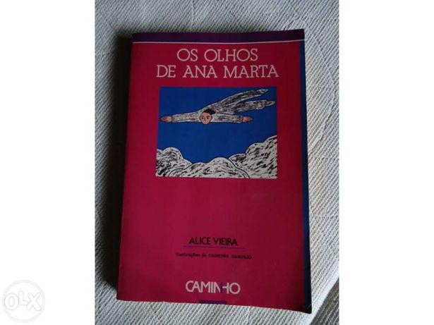 Os olhos da Ana Marta