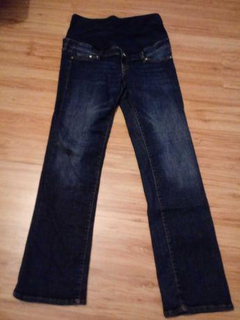 Spodnie ciążowe jeans 42