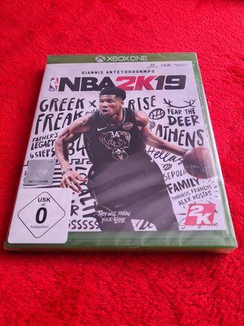 NBA2K19 Xbox One
