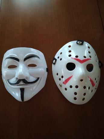 Anonymous Jason Voorhees Maski 2x Maska